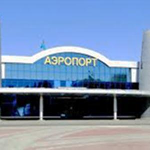 Аэропорты Варгашей