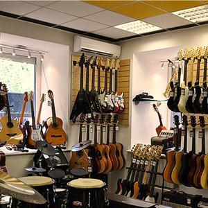 Музыкальные магазины Варгашей