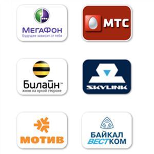 Операторы сотовой связи Варгашей