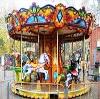 Парки культуры и отдыха в Варгашах