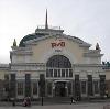 Железнодорожные вокзалы в Варгашах
