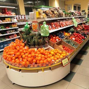 Супермаркеты Варгашей